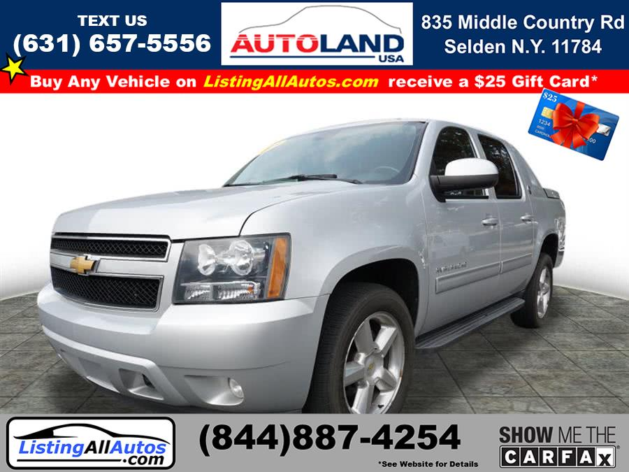 Used Chevrolet Avalanche LT Black Diamond 2013 | www.ListingAllAutos.com. Patchogue, New York