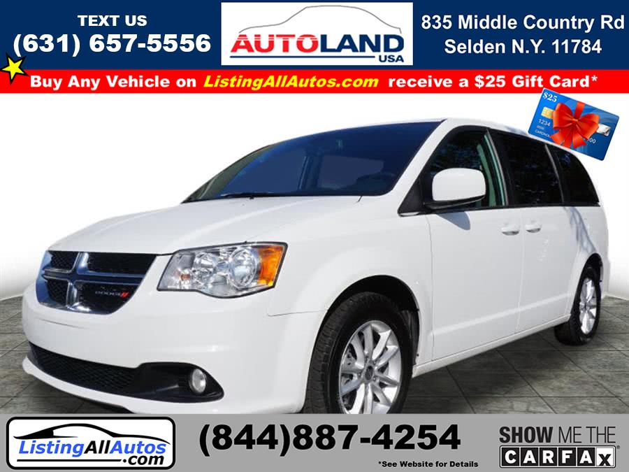 Used Dodge Grand Caravan  2019 | www.ListingAllAutos.com. Patchogue, New York