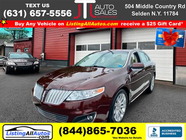 Used 2009 Lincoln Mks in Deer Park, New York | www.ListingAllAutos.com. Deer Park, New York