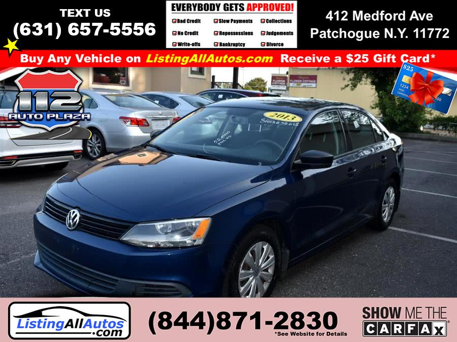 Used Volkswagen Jetta Sedan 4dr Auto S 2013 | www.ListingAllAutos.com. Patchogue, New York