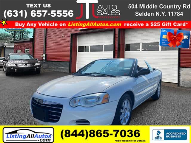 Used Chrysler Sebring Conv 2dr GTC 2005 | www.ListingAllAutos.com. Patchogue, New York