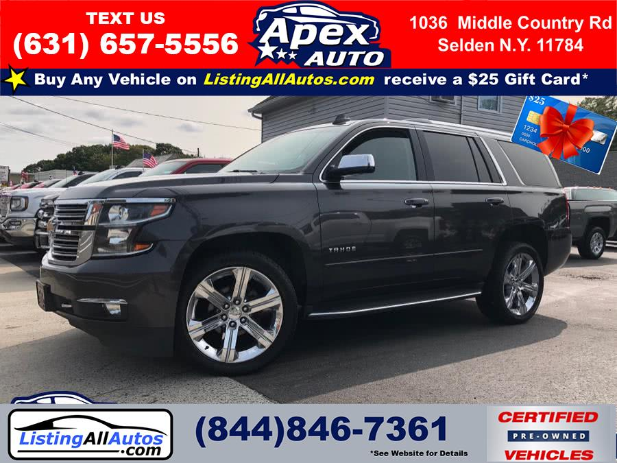 Used 2017 Chevrolet Tahoe in Patchogue, New York | www.ListingAllAutos.com. Patchogue, New York