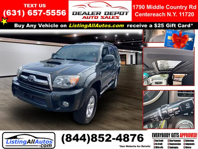 Used 2006 Toyota 4runner in Patchogue, New York | www.ListingAllAutos.com. Patchogue, New York