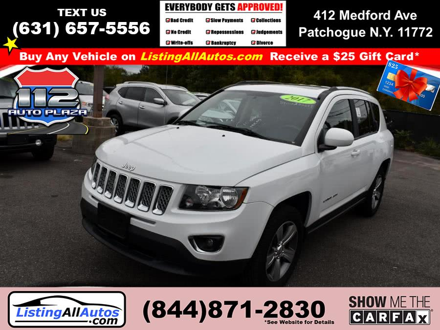 Used 2017 Jeep Compass in Patchogue, New York | www.ListingAllAutos.com. Patchogue, New York