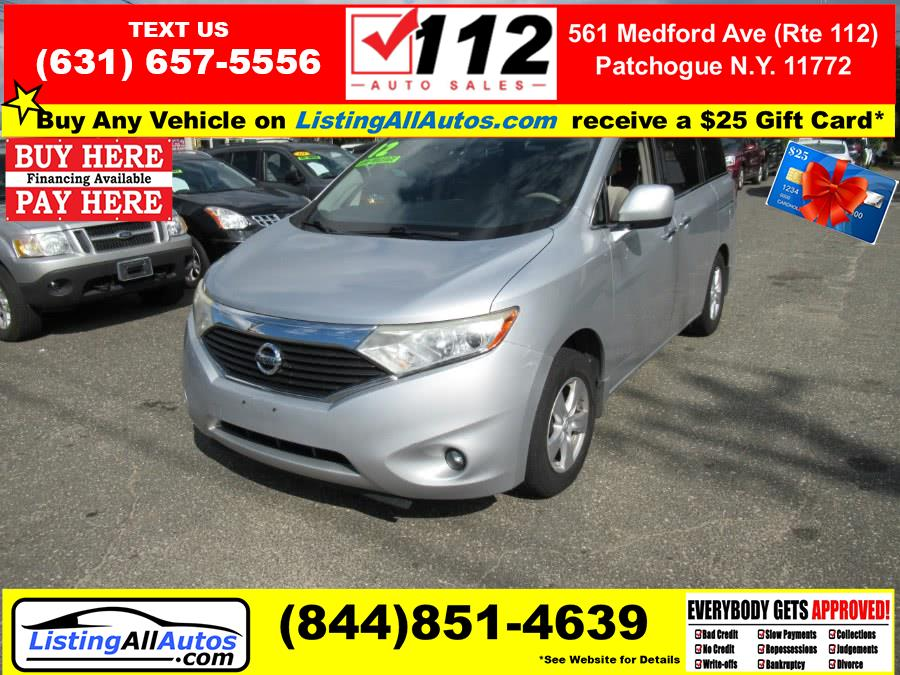 Used 2012 Nissan Quest in Patchogue, New York | www.ListingAllAutos.com. Patchogue, New York