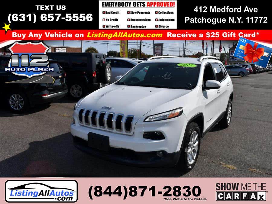Used Jeep Cherokee Latitude 4x4 2017 | www.ListingAllAutos.com. Patchogue, New York