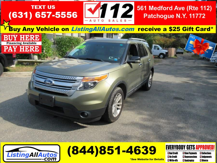 Used 2012 Ford Explorer in Patchogue, New York | www.ListingAllAutos.com. Patchogue, New York