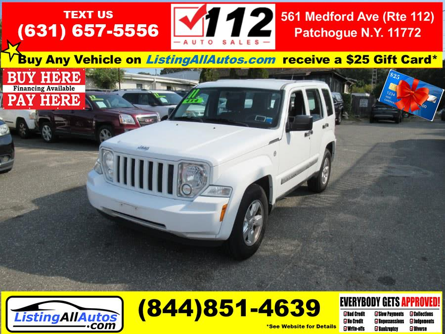 Used 2011 Jeep Liberty in Patchogue, New York | www.ListingAllAutos.com. Patchogue, New York