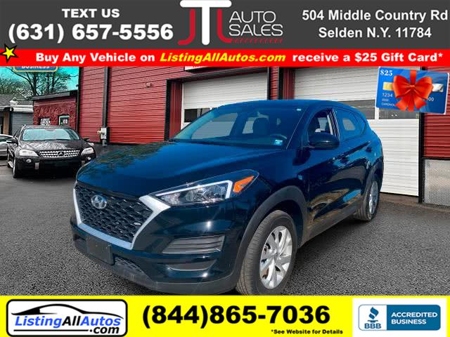 Used Hyundai Tucson SE AWD 2019 | www.ListingAllAutos.com. Patchogue, New York