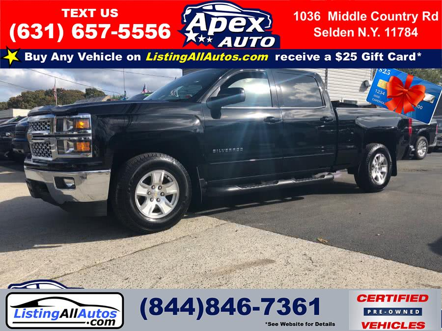 Used 2015 Chevrolet Silverado 1500 in Patchogue, New York | www.ListingAllAutos.com. Patchogue, New York