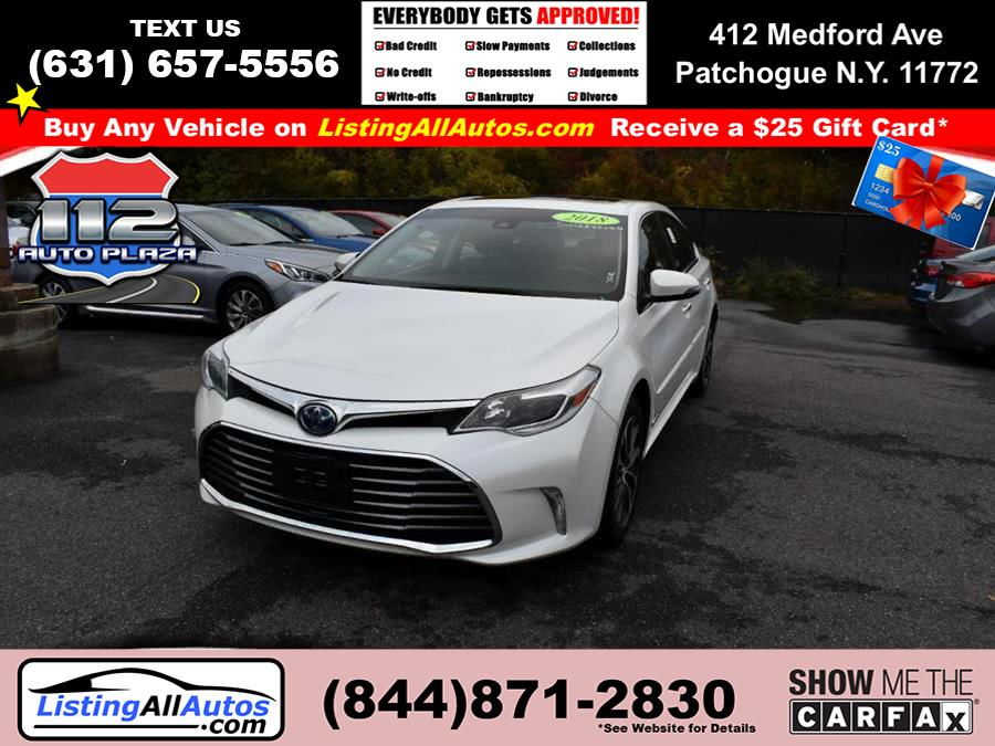Used Toyota Avalon Hybrid XLE Plus (Natl) 2018 | www.ListingAllAutos.com. Patchogue, New York