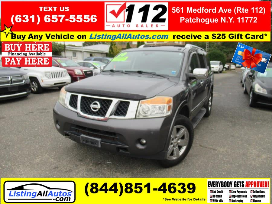 Used 2010 Nissan Armada in Patchogue, New York | www.ListingAllAutos.com. Patchogue, New York