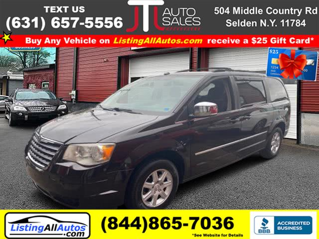 Used Chrysler Town & Country 4dr Wgn Touring Plus 2010 | www.ListingAllAutos.com. Patchogue, New York