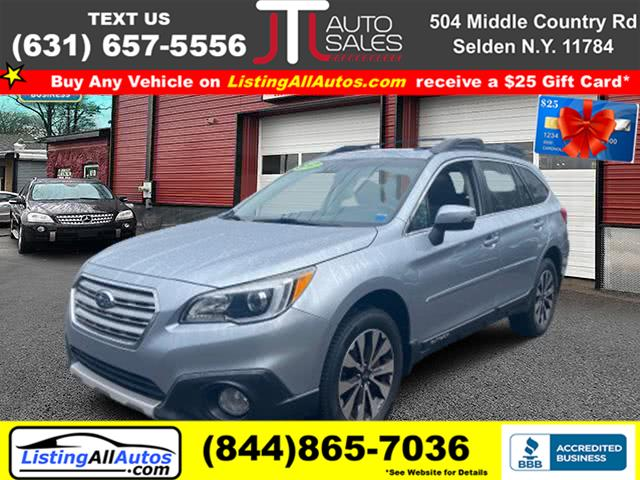 Used Subaru Outback 2.5i Limited 2017 | www.ListingAllAutos.com. Patchogue, New York
