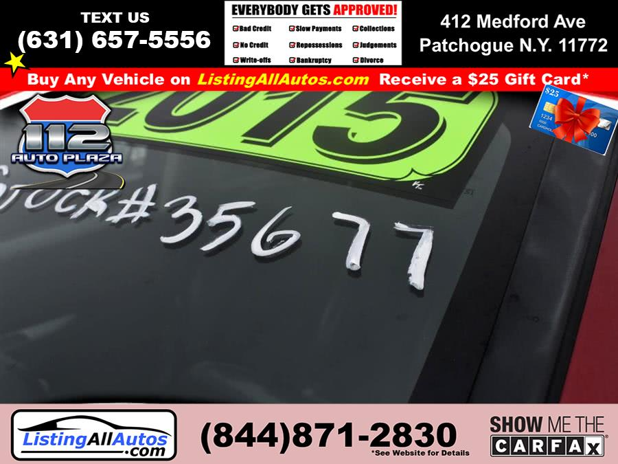 Used Jeep Compass 4WD 4dr Latitude 2015 | www.ListingAllAutos.com. Patchogue, New York