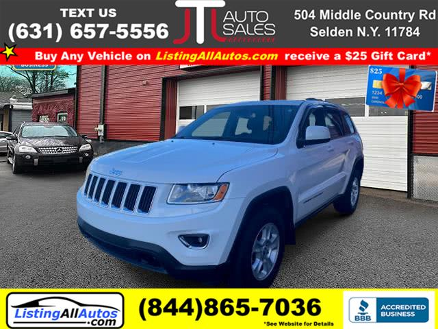 Used Jeep Grand Cherokee 4WD 4dr Laredo 2015 | www.ListingAllAutos.com. Patchogue, New York