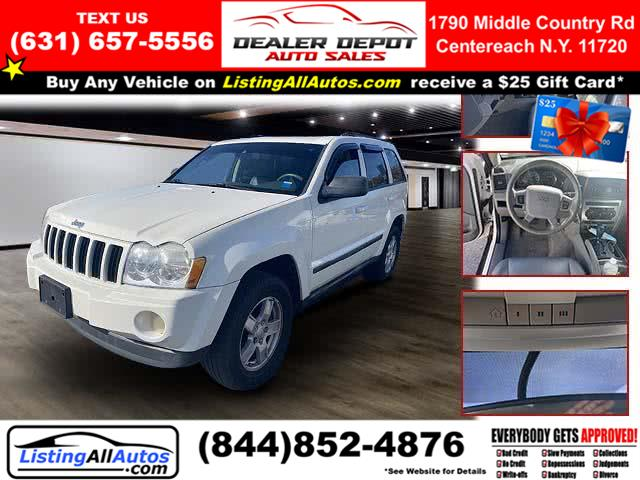 Used 2007 Jeep Grand Cherokee in Deer Park, New York | www.ListingAllAutos.com. Deer Park, New York