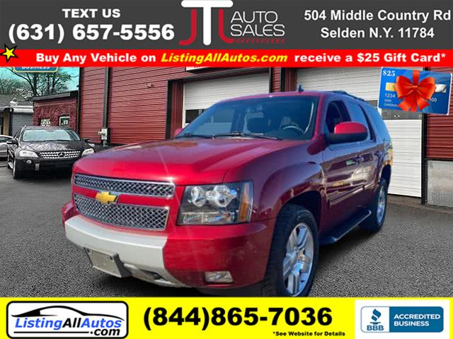 Used Chevrolet Tahoe 4WD 4dr 1500 LT 2013 | www.ListingAllAutos.com. Patchogue, New York