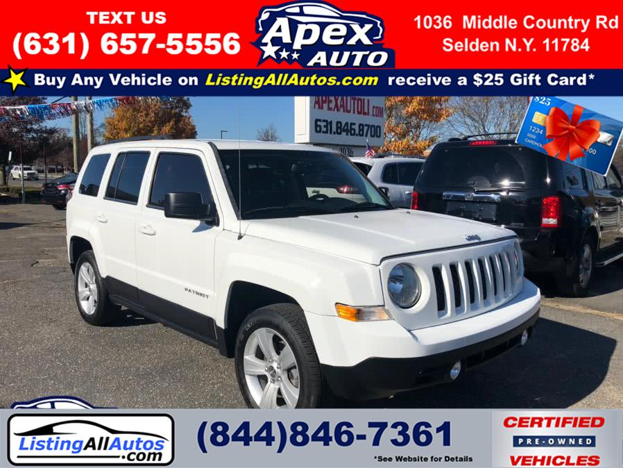 Used 2015 Jeep Patriot in Deer Park, New York | www.ListingAllAutos.com. Deer Park, New York