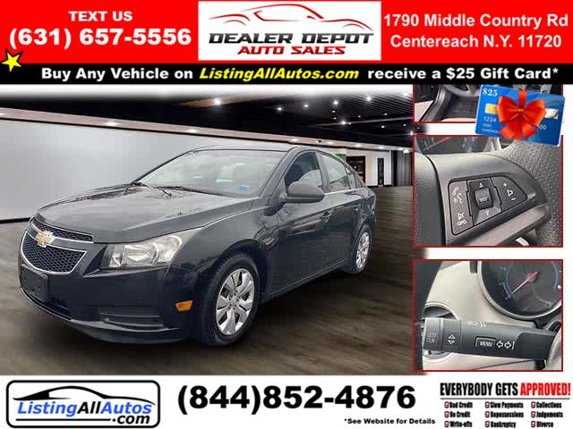 Used Chevrolet Cruze 4dr Sdn LS 2012 | www.ListingAllAutos.com. Patchogue, New York