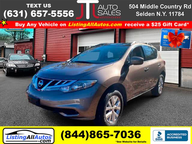 Used 2012 Nissan Murano in Patchogue, New York | www.ListingAllAutos.com. Patchogue, New York