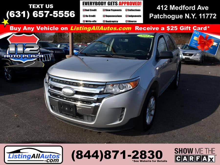 Used Ford Edge 4dr SE FWD 2013 | www.ListingAllAutos.com. Patchogue, New York
