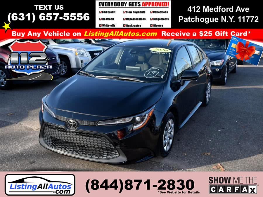 Used Toyota Corolla LE CVT (Natl) 2020 | www.ListingAllAutos.com. Patchogue, New York