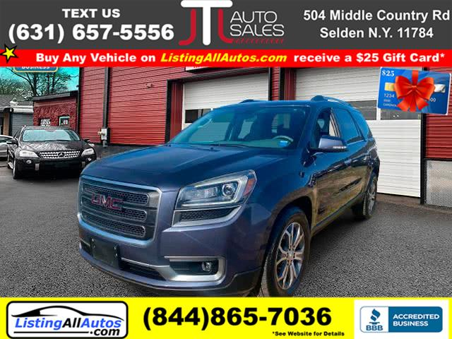 Used 2013 GMC Acadia in Patchogue, New York | www.ListingAllAutos.com. Patchogue, New York