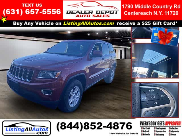 Used 2014 Jeep Grand Cherokee in Deer Park, New York | www.ListingAllAutos.com. Deer Park, New York