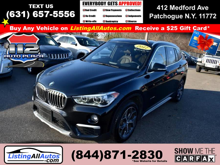 Used BMW X1 xDrive28i Sports Activity Vehicle Brazil 2017 | www.ListingAllAutos.com. Patchogue, New York
