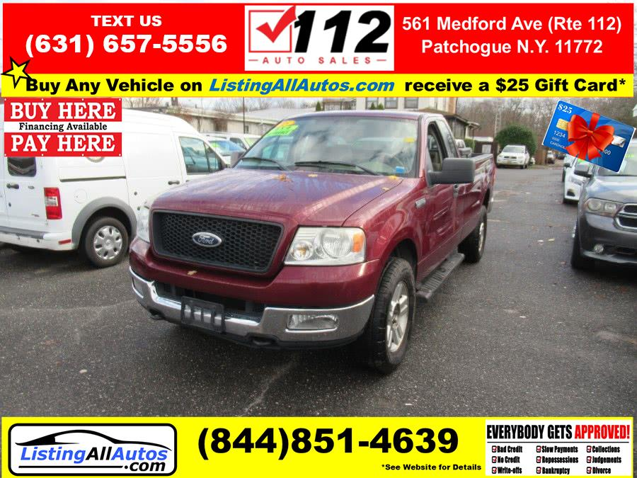 Used 2005 Ford F-150 in Deer Park, New York | www.ListingAllAutos.com. Deer Park, New York