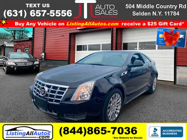 Used Cadillac Cts Coupe 2dr Cpe AWD 2014 | www.ListingAllAutos.com. Patchogue, New York