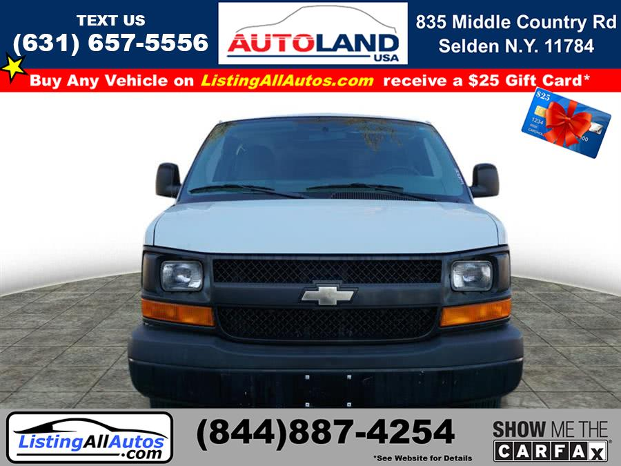 Used Chevrolet Express Cargo 2500 2014 | www.ListingAllAutos.com. Patchogue, New York