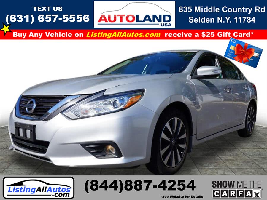 Used Nissan Altima 2.5 SL 2016 | www.ListingAllAutos.com. Patchogue, New York