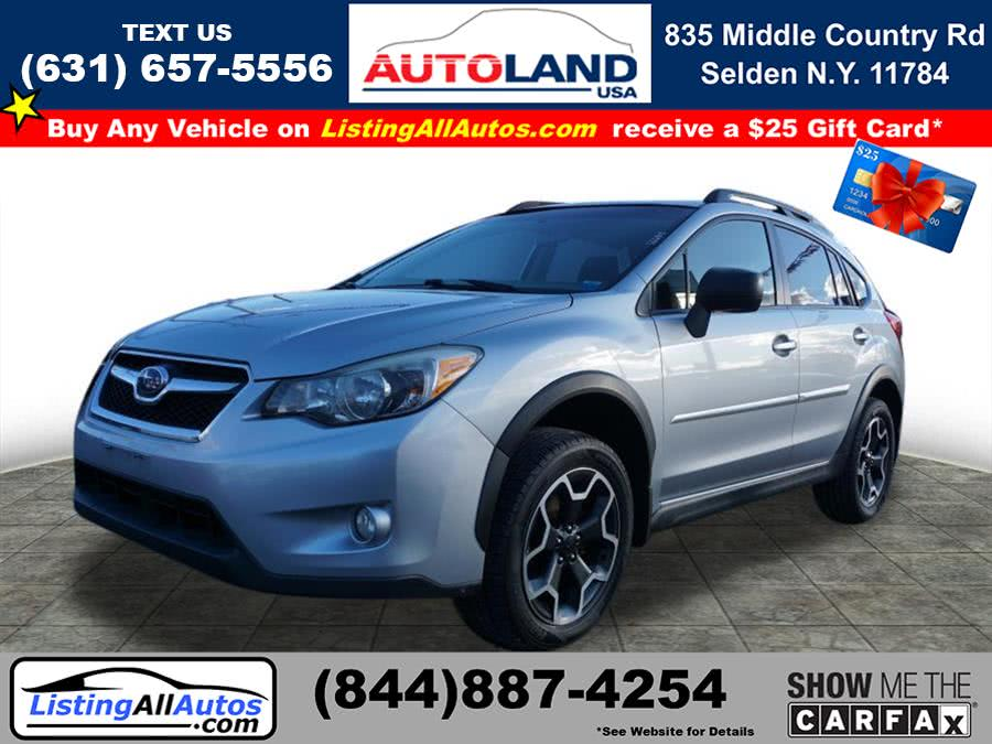 Used Subaru Xv Crosstrek 2.0i Premium 2013 | www.ListingAllAutos.com. Patchogue, New York