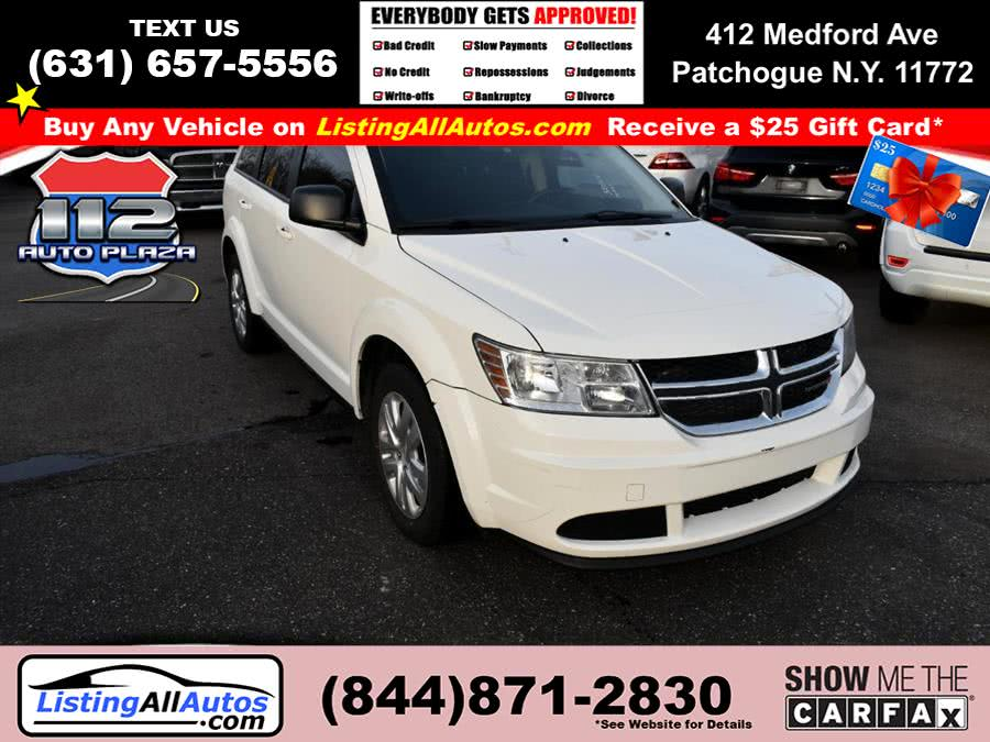 Used 2018 Dodge Journey in Patchogue, New York | www.ListingAllAutos.com. Patchogue, New York