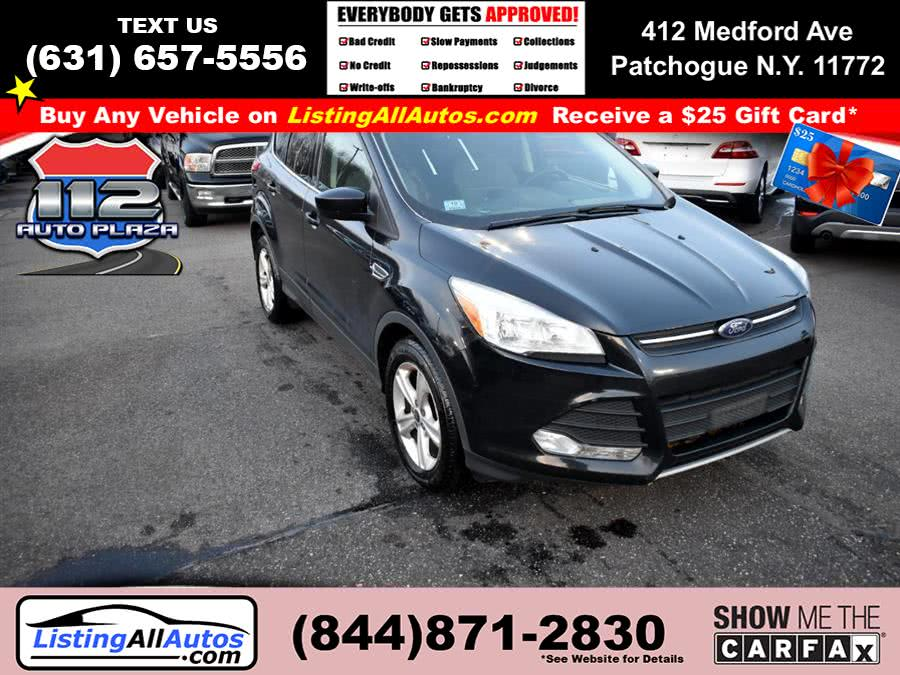 Used 2014 Ford Escape in Patchogue, New York | www.ListingAllAutos.com. Patchogue, New York