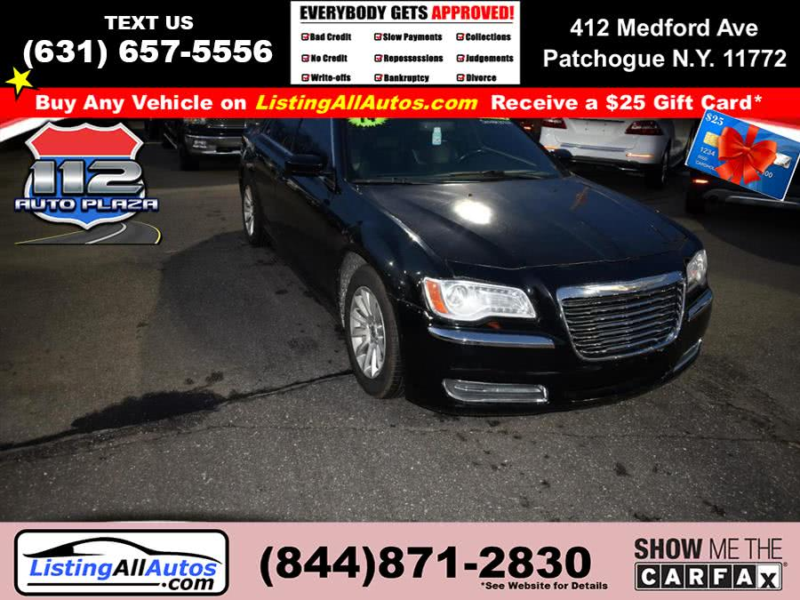 Used 2014 Chrysler 300 in Patchogue, New York | www.ListingAllAutos.com. Patchogue, New York