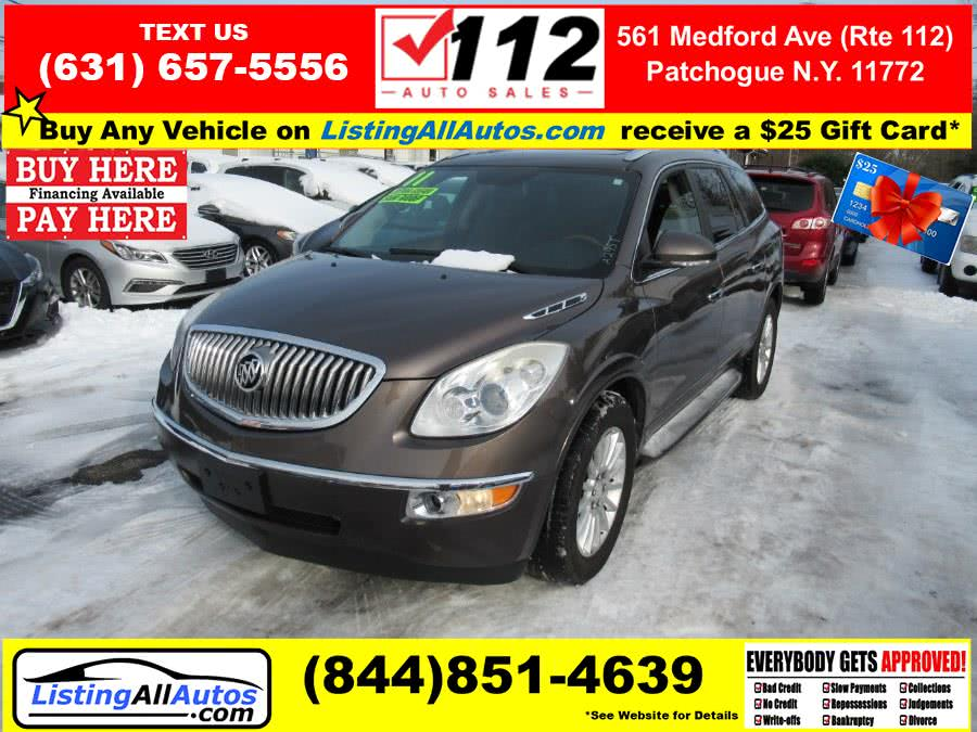 Used 2011 Buick Enclave in Deer Park, New York | www.ListingAllAutos.com. Deer Park, New York
