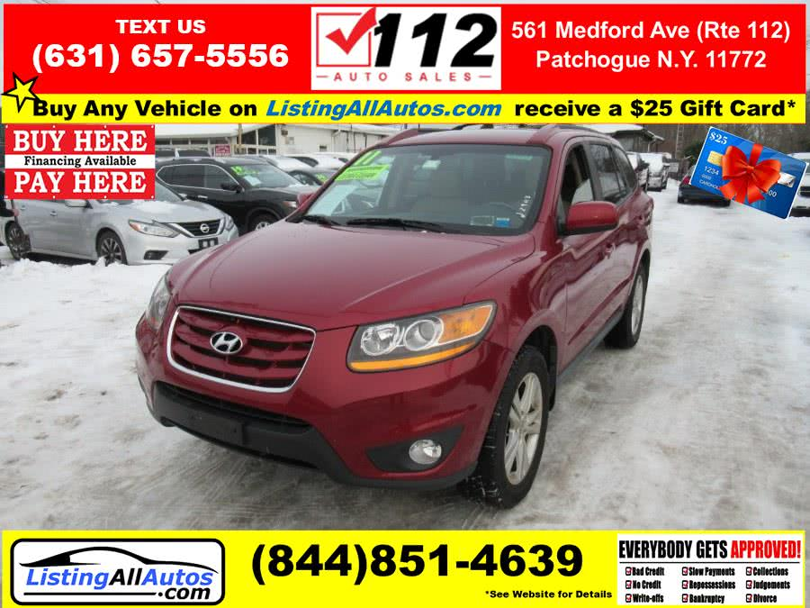 Used 2011 Hyundai Santa Fe in Patchogue, New York | www.ListingAllAutos.com. Patchogue, New York