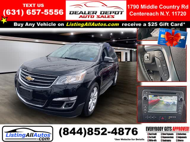 Used Chevrolet Traverse FWD 4dr LT w/1LT 2016 | www.ListingAllAutos.com. Patchogue, New York