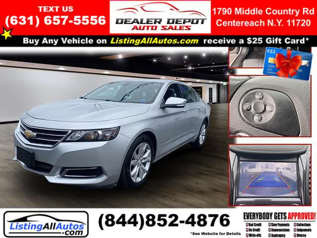 Used 2016 Chevrolet Impala in Deer Park, New York | www.ListingAllAutos.com. Deer Park, New York