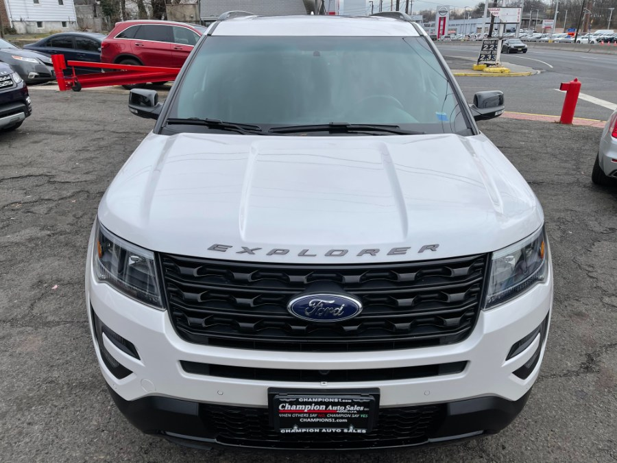 Used Ford Explorer 4WD 4dr Sport 2016   Champion Auto Sales. Hillside, New Jersey