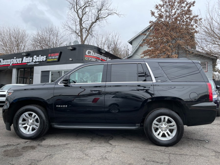 Used Chevrolet Tahoe 4WD 4dr LT 2019   Champion Auto Sales. Hillside, New Jersey