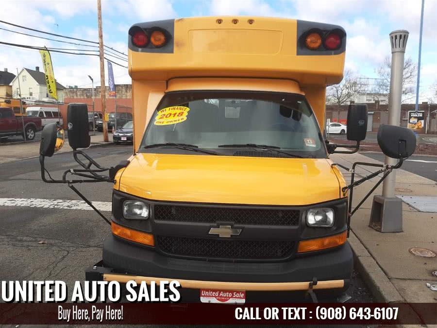 Used 2018 Chevrolet School Bus in Newark, New Jersey | United Auto Sale. Newark, New Jersey