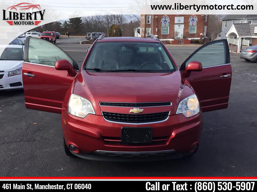 Used 2012 Chevrolet Captiva Sport Fleet in Manchester, Connecticut | Liberty Motors. Manchester, Connecticut