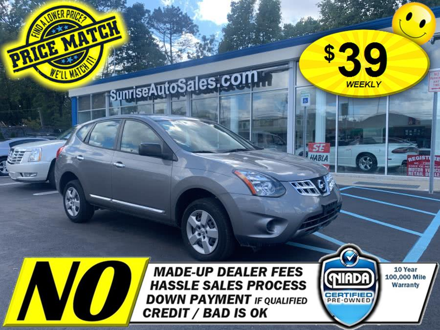 Used Nissan Rogue Select AWD 4dr S 2014 | Sunrise Auto Sales of Elmont. Elmont, New York