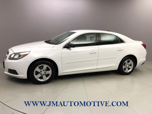 Used Chevrolet Malibu 4dr Sdn LS w/1LS 2013 | J&M Automotive Sls&Svc LLC. Naugatuck, Connecticut