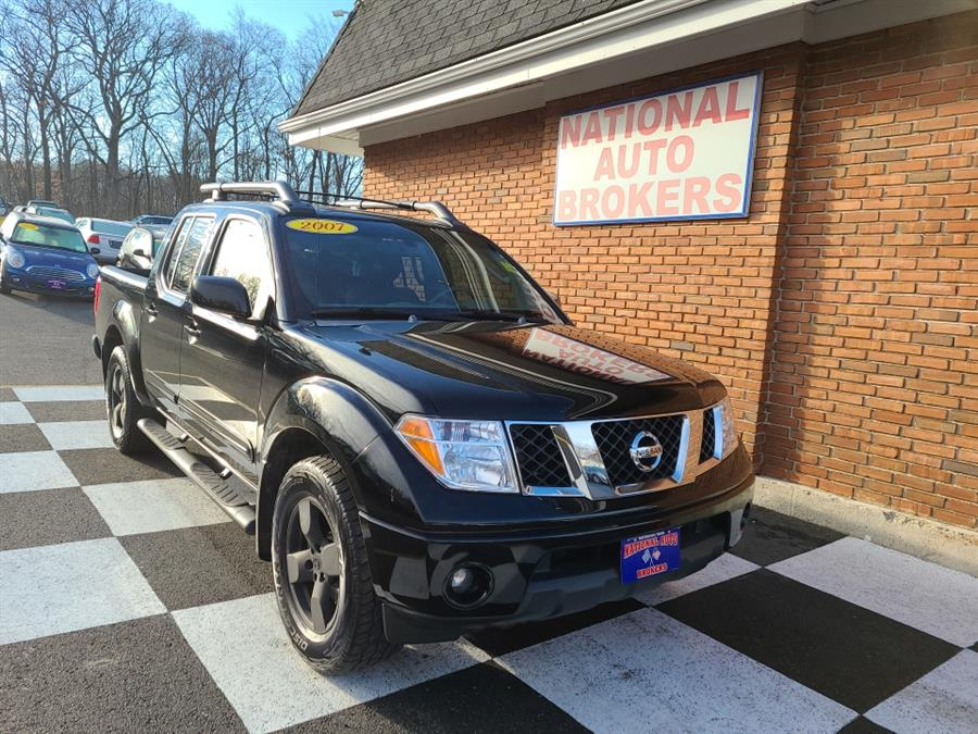Used 2007 Nissan Frontier in Waterbury, Connecticut | National Auto Brokers, Inc.. Waterbury, Connecticut