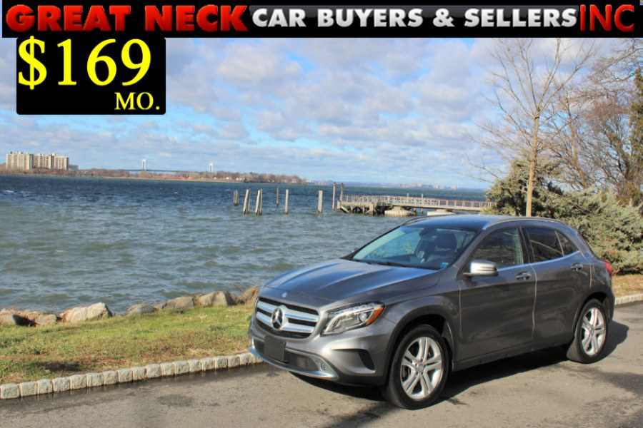 Used 2015 Mercedes-Benz GLA-Class in Great Neck, New York